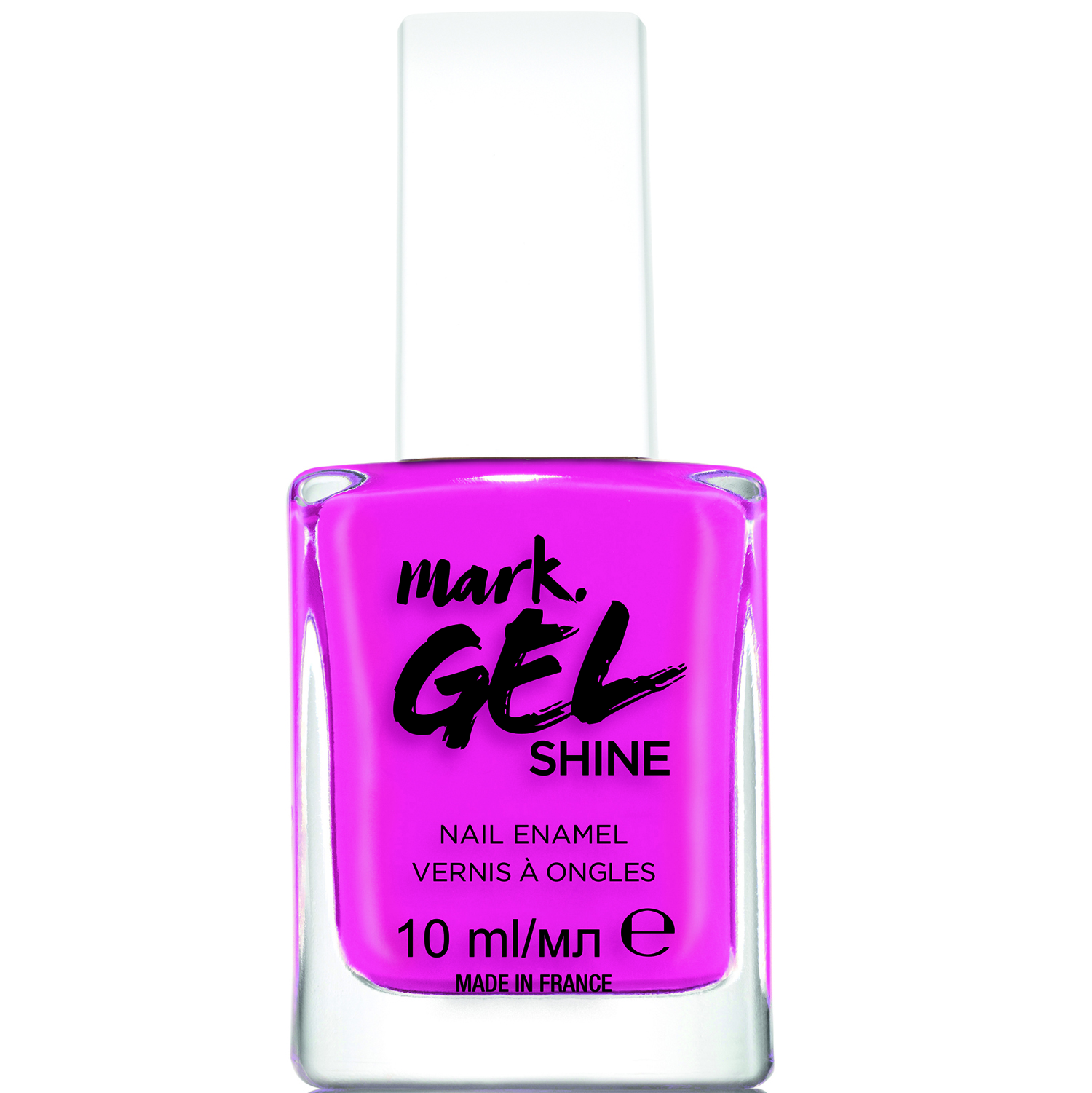 mark. Gel Shine Nail Enamel Pink of Fleek
