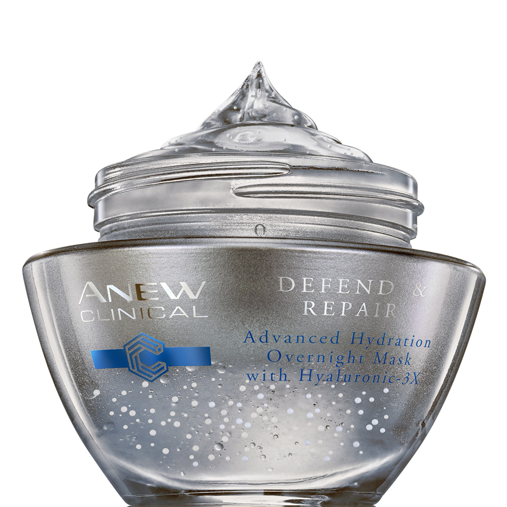 Anew Clinical Defend & Repair Advanced Hydration Overnight Mask by AVON