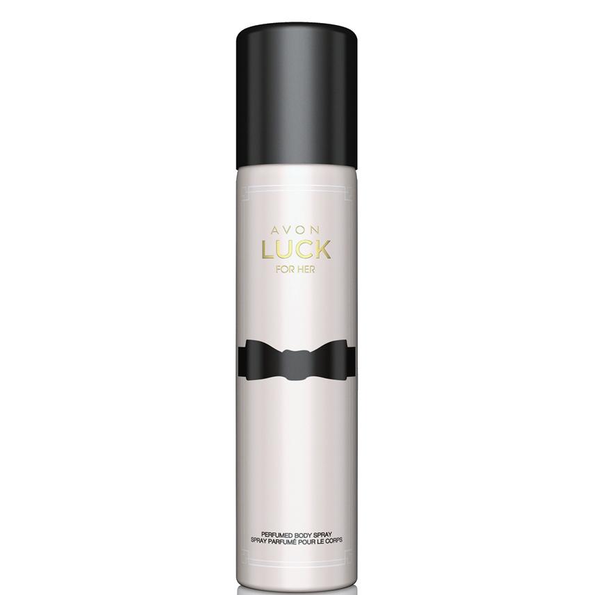 Avon Luck for Her Perfumed Body Spray
