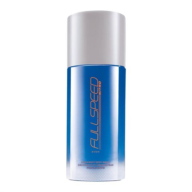 Full Speed Nitro Deodorant Body Spray by AVON