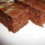 Tortë me kakao dhe rum