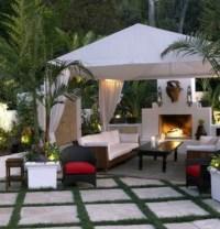 Backyard Gazebo With Fireplace - Bestsciaticatreatments.com
