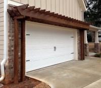 Pergola Over Garage an Excellent Option | Pergola Gazebos