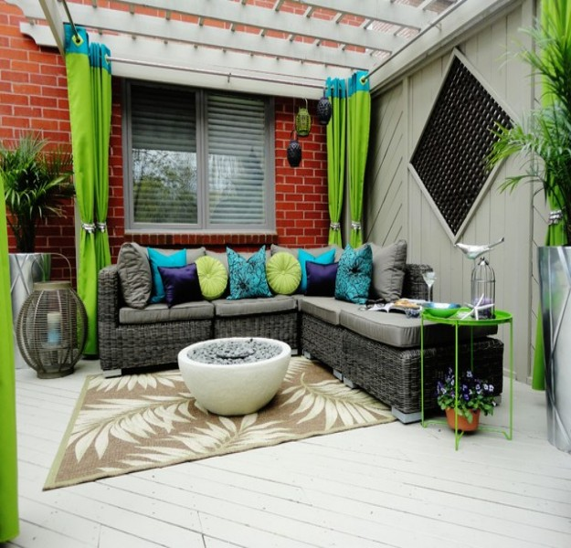 Backyard Decorating Ideas Home
