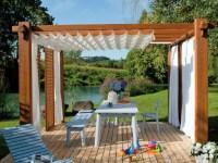 Deck Pergola Plans | Pergola Gazebos