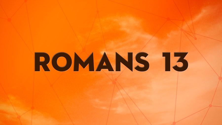 Romani 13