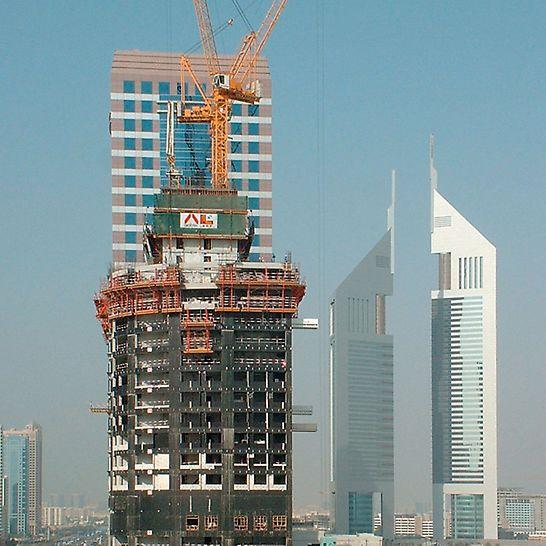 21st Century Tower United Arab Emirates