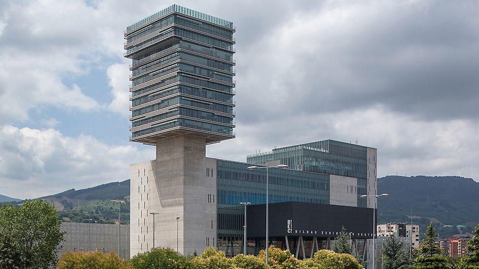 Exhibition Centre Bilbao Spain