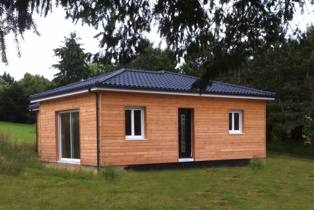 Maison en bois rt awesome maison prfabrique u maison en for Prix maison neuve rt 2012