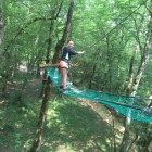 Le Conquil parc accrobranche Périgord