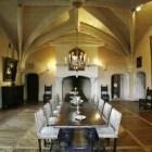 Salle à manger Le Château de Losse et ses jardins
