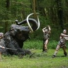 Préhisto Parc : chasse du Mammouth