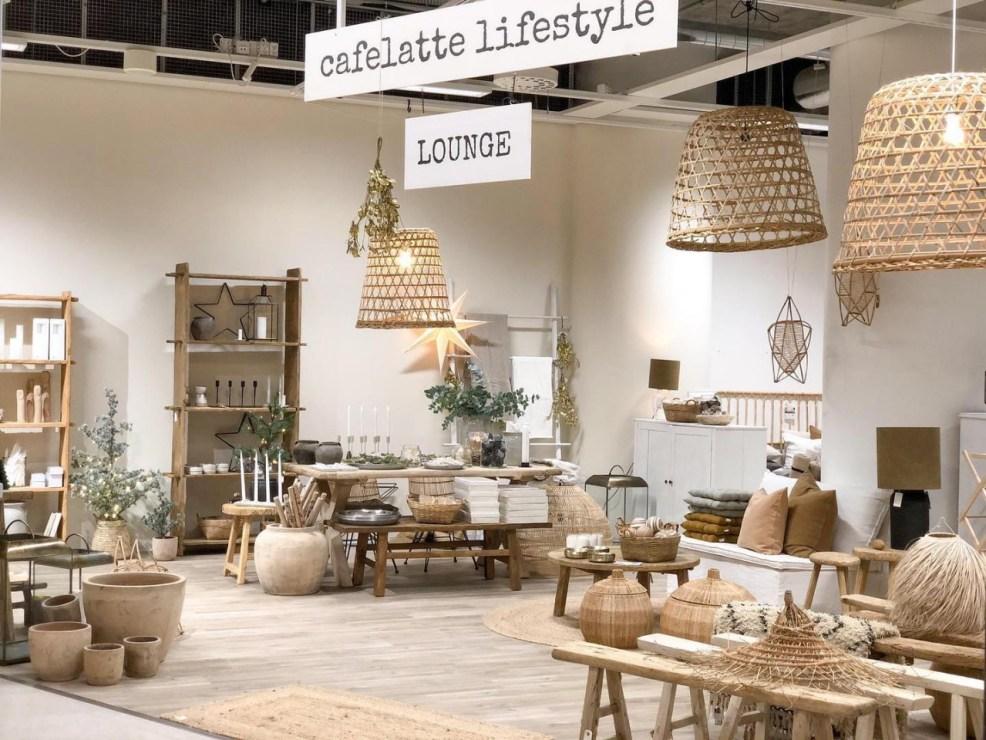 Sisustuskauppa Cafelatte lifestyle