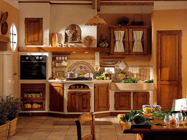 Cucine country Anna