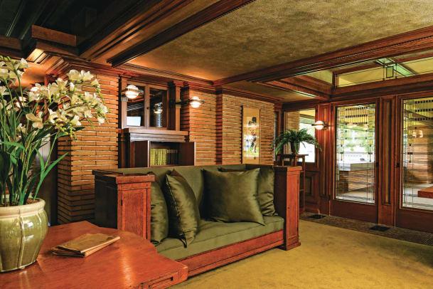 Restoring Frank Lloyd Wrights Darwin D Martin House