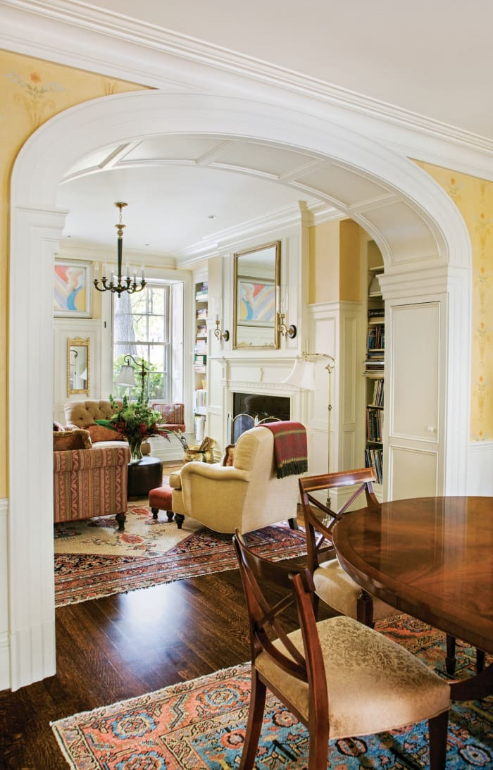 The History of Federal Style Houses  Period Homes