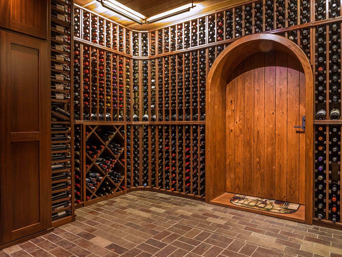 Home Wine Cellar Design  Period Home Wine Cellars  Period Homes