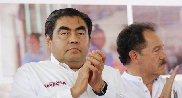 El abanderado de Morena dijo que solo está la espera del fallo, luego de que el senador con licencia Alejandro Armenta Mier impugnó el proceso interno de su partido para echar abajo su postulación