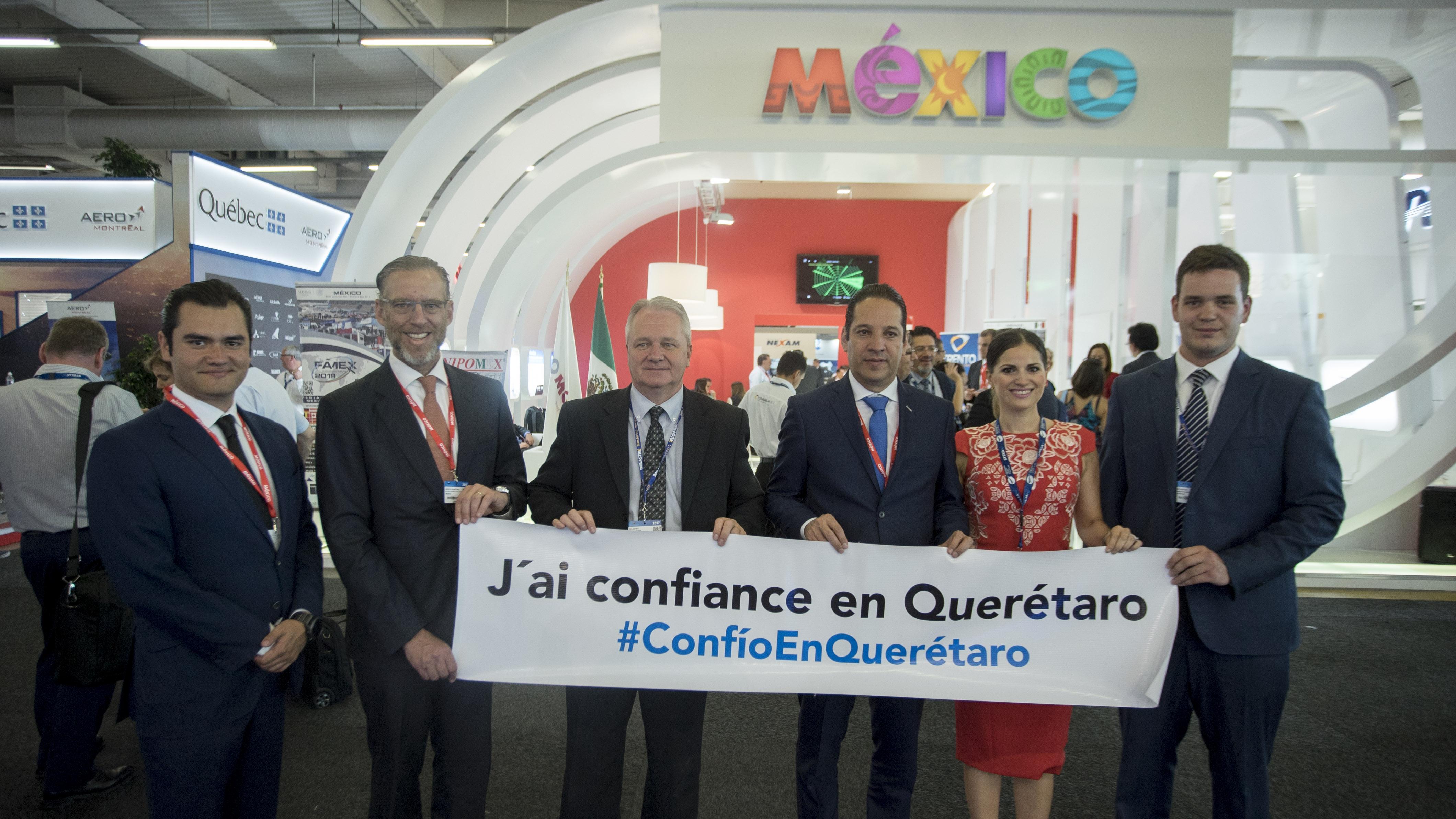 Instalarán nuevo parque industrial de Alta Tecnología en Querétaro
