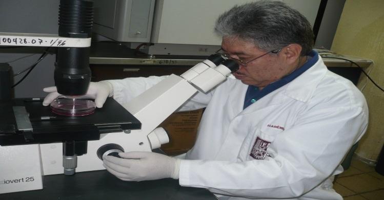 El estudio es encabezado por José Rubén García Sánchez, investigador de la Escuela Superior de Medicina (ESM)