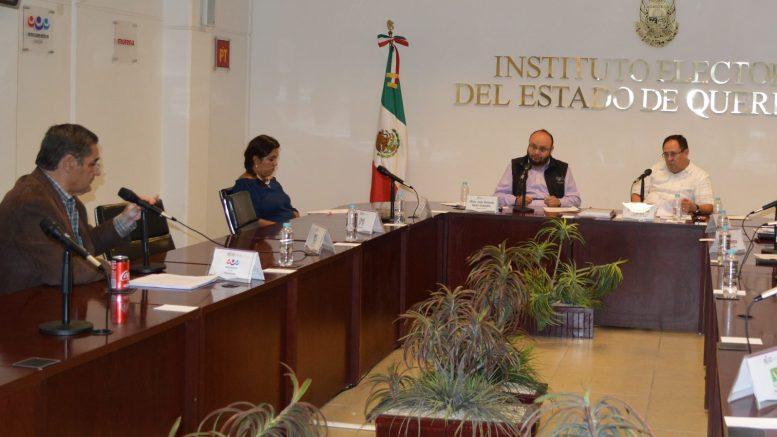 Adecúa IEEQ normas internas a nueva legislación electoral