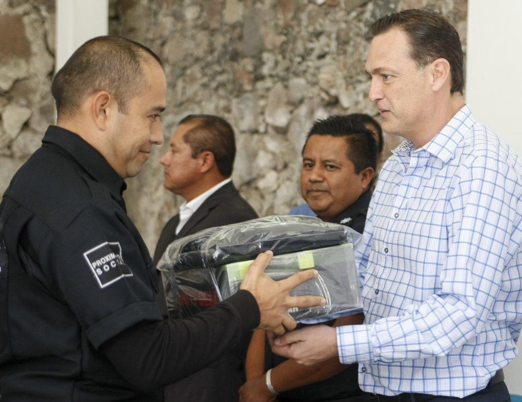 Invierte Corregidora más de 600 mdp para fortalecer seguridad