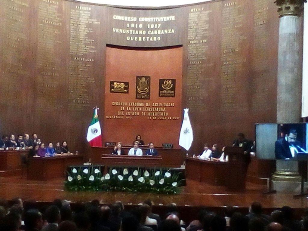 Exigen a diputados de Querétaro turnar correctamente y aprobar la iniciativa #SinVotoNoHayDinero