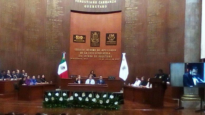 xigen a diputados de Querétaro turnar correctamente y aprobar la iniciativa #SinVotoNoHayDinero