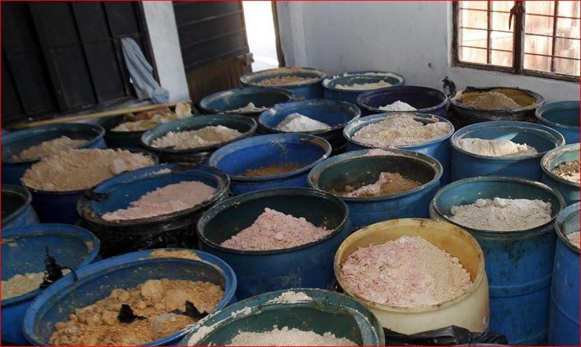 Van 8 narco laboratorios detectados en Querétaro; aseguran otro en Tolimán. Foto Internet de carácter informativo