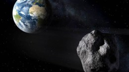 """Asteroide """"Florence"""" rozará la Tierra este viernes"""