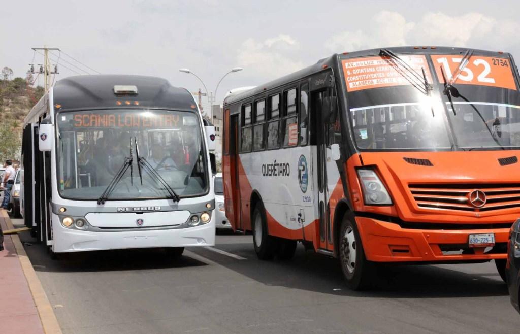 Iniciarán reclutamiento masivo de conductores para Qrobus