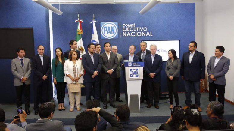 Ricardo Anaya afirma que ataques son orquestados por el gobierno federal.