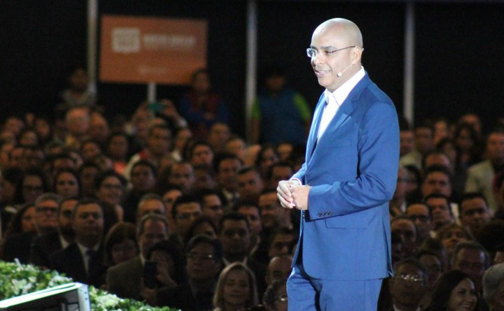 Marcos Aguilar destaca logros en su Segundo Informe de Gobierno