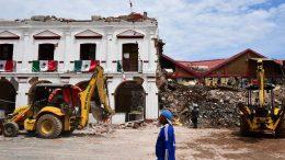 Aumenta a 361 el número de muertos por sismo del 19 de Septiembre