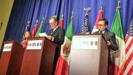 Bajo crecimiento y retroceso en la inversión en México, si se terminar el TLCAN