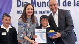 El DIF Municipal de Querétaro distribuye 6 mil 341 desayunos escolares diarios