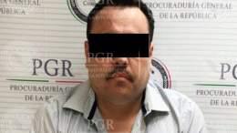 Cae en Querétaro líder de grupo criminal . Foto: Internet.