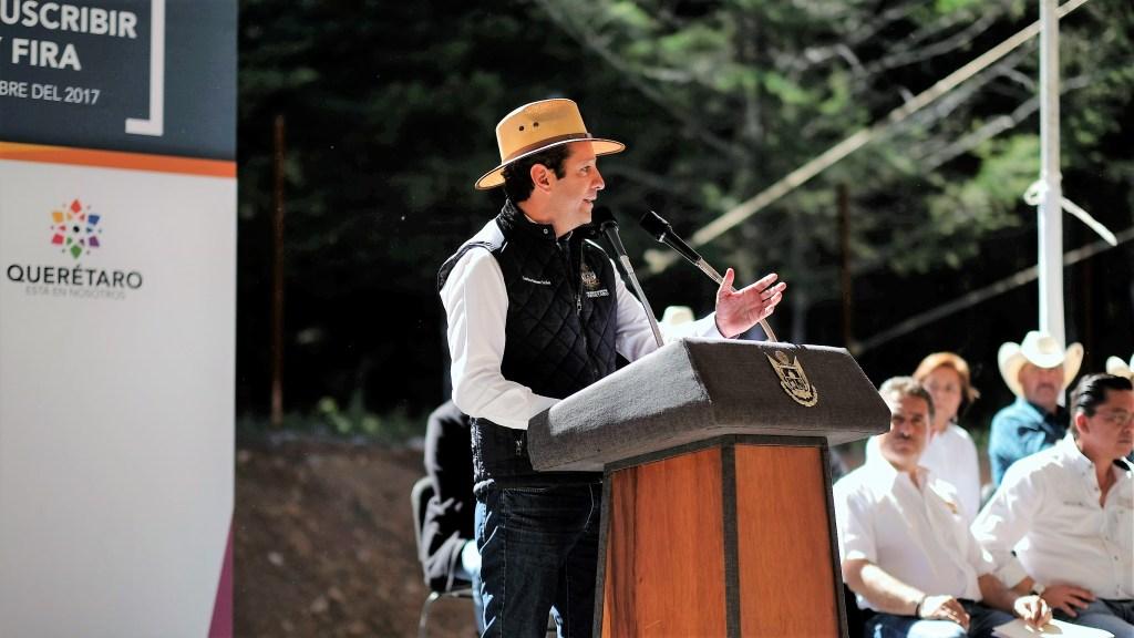 El Gobernador del Estado, Francisco Dominguez Servién, aseguró que en Querétaro no existe presencia del crimen organizado.