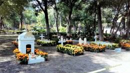 Saldo blanco en Corregidora por festividad de Día de Muertos