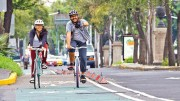 Querétaro estará dentro de las 5 ciudades con mayor infraestructura ciclista en América Latina.