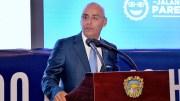 El Presidente Municipal de Querétaro, Marco Aguilar, anunció liquida deuda pública por 173 mdp