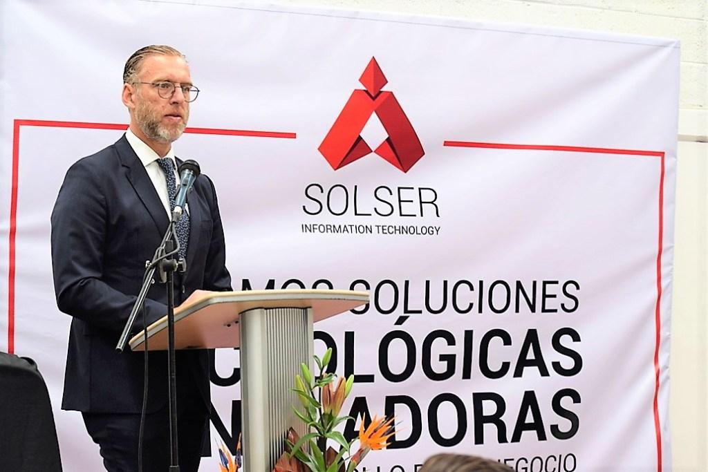 Marco Del Prete explicó que el sector de tecnologías de la información representa casi el 2% del Producto Interno Bruto del estado