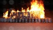 Destruye la PGR Querétaro 85 toneladas de objetos de delito. Foto: PGR de carácter ilustrativo.