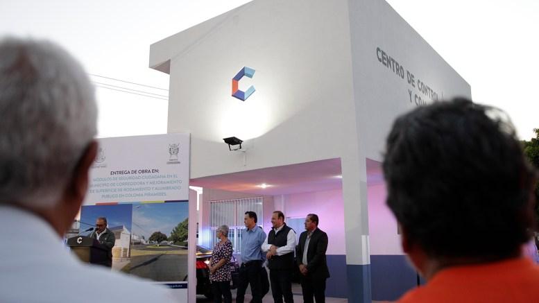 Invierte Corregidora 700 mdp para preservar la Seguridad