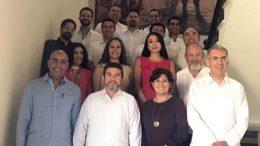 Marcos Aguilar toma protesta como Presidente de la Asociación Nacional de Ciudades Mexicanas Patrimonio Mundial