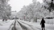 ¡Abrígate bien! esta noche se esperan nevadas en estados del norte y centro del país. Foto: Toma de internet de carácter ilustrativo