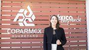 Lorena Jiménez Salcedo asume la presidencia de Coparmex en Querétaro