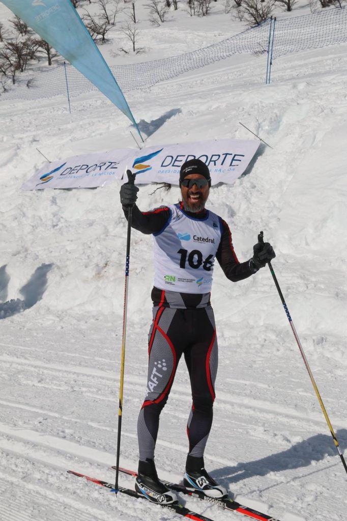 El atleta queretano Germán Madrazo Baca ganó su boleto para participar en los Juegos Olímpicos de Invierno de Pyeongchang en Corea del Sur.