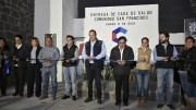 Rogelio Vega inaugura Casa de Salud en Corregidora