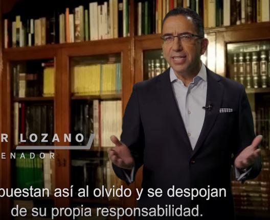 Javier Lozano renuncia al PAN por diferencias con Ricardo Anaya